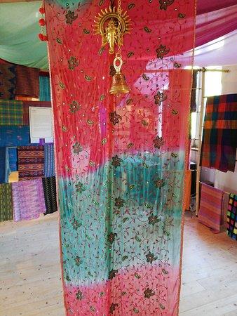 Tissus indiens- Musée du textile-Wesserling