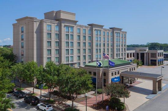 Exterior View - Picture of Hilton Garden Inn Virginia Beach Town Center - Tripadvisor