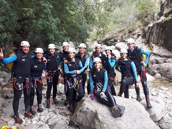 4 Hours of Canyoning in Corsica Richiusa Canyon-Afternoon Resmi