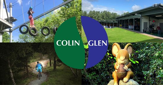 Lisburn, UK: Colin Glen is Belfast's most impressive outdoor recreation centre featuring activities for all ages and abilities.