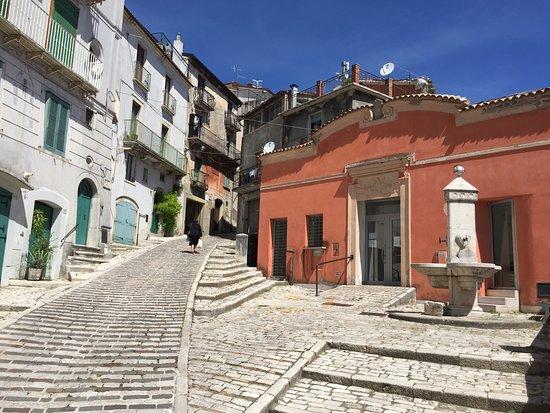 Morcone, Italia: Andando verso il centro