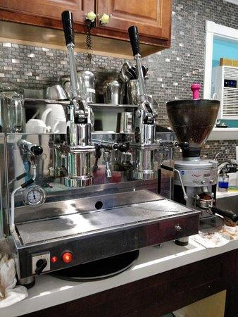 Ottimo caffè, anche per italiani!!! ;-)