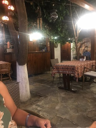 Old House Restaurant Picture