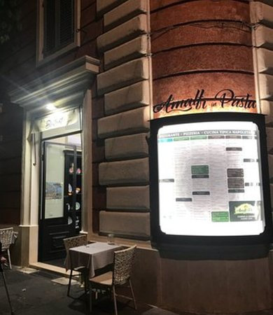 Wonderful Restaurant in heart of Rome