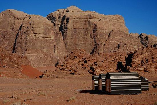 Desert star camp