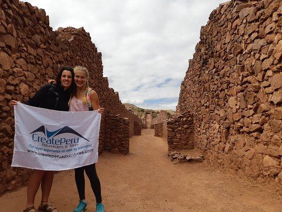 Create Peru Adventures