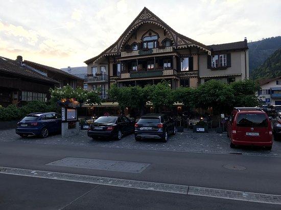 Exterior view of Arcobaleno Restaurant