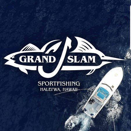 Book a Fishing Charter on the Grand Slam - the  largest and most luxurious sportfishing boat on the North Shore of Haleiwa Hawaii! We welcome all types of anglers from beginners to seasoned professionals year-round. If you are ready to experience a Grander Pacific Blue Marlin zipping off the end or your rod then the Award Winning Grand Slam is the vessel for you. You will experience the adventure of a lifetime with your family and friends on the beautiful ocean in this paradise in the Pacific.