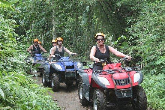 Aventure en quad à Bali