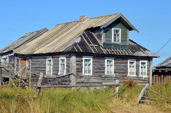Kashkarantsy, Russland: Старинные дома