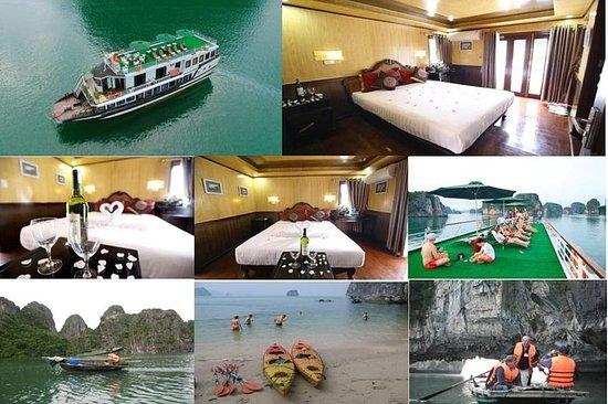 Verkennen van Bai Tu Long Bay 2 dagen ...