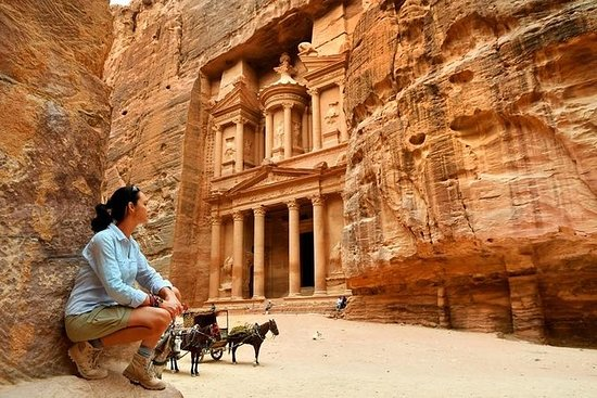 Circuit de 3 jours à Petra et Wadi...