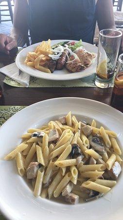 Tolles (glutenfreies) Essen in schöner Ambiente in Heraklion