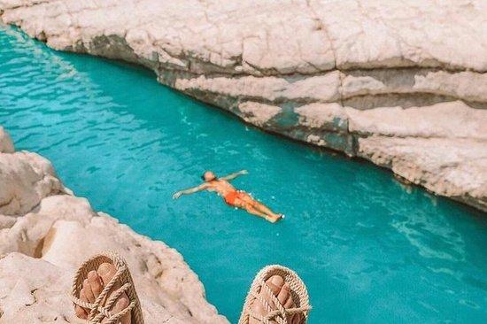 Wadi Shab & Bimmah Sinkhole, Muscat