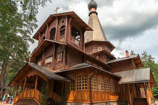 Visite d'un village russe pour rendre...