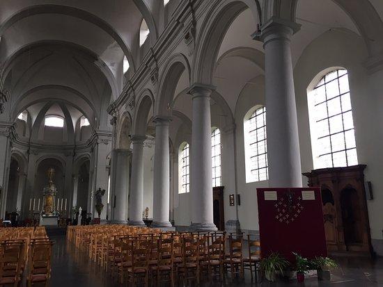 Église Saint-Sulpice de Jumet