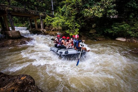 Whitewater Rafting y ATV Adventure tour...