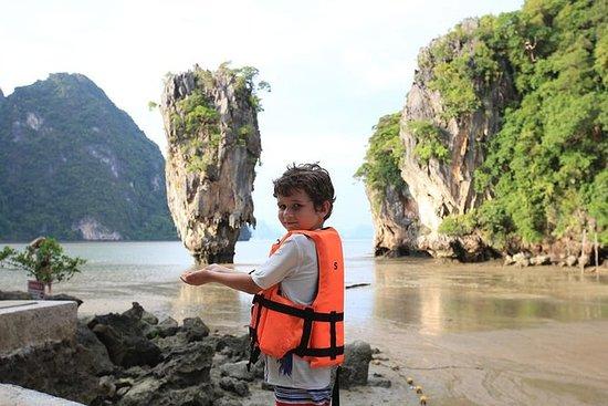 Phang Nga Bay (James Bond Island) Tour...
