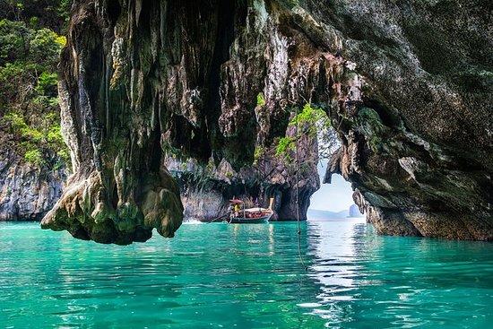 Phang Nga Caves Tour-JOIN TOUR