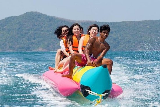 Coral Island Tour by Speed Boat...