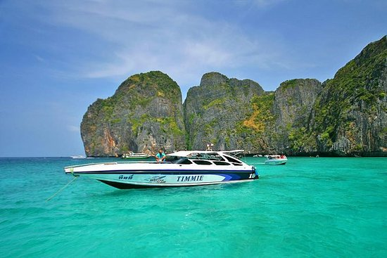 Phi Phi Island Tour by Speedboat - JOIN...