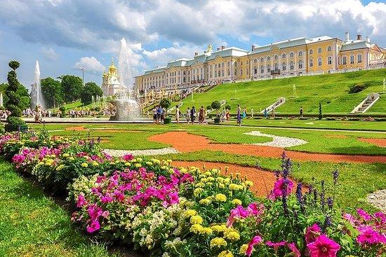 Deux résidences impériales: le parc...