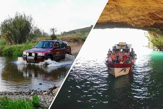 Boot en jeep - Volledige avonturendag
