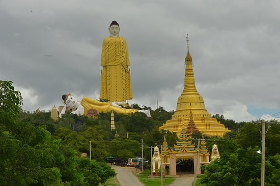 Adventure Road Trip från Mandalay ...