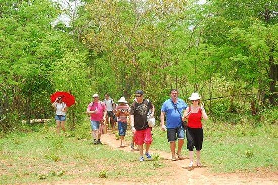 Trekking de aventura até Palaung...