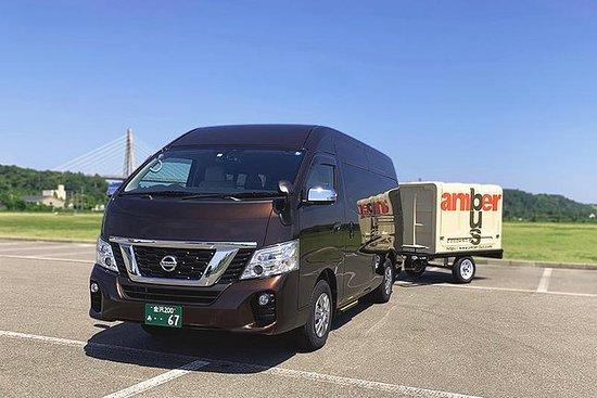 Kanazawa Pass Centrair bus directo...