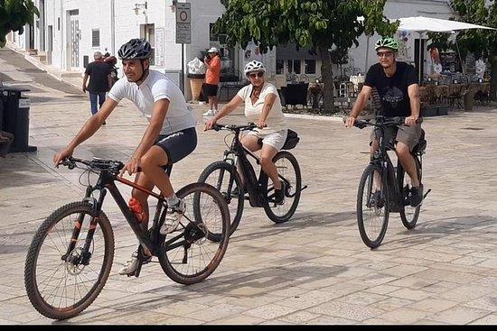 Tour d'Itria con tour en bicicleta...