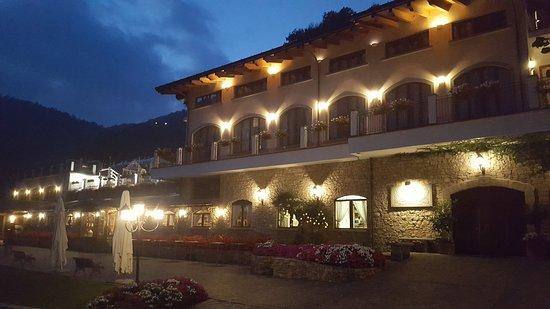 Gandosso, Itália: La struttura