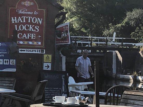 Hatton Locks Cafe Photo