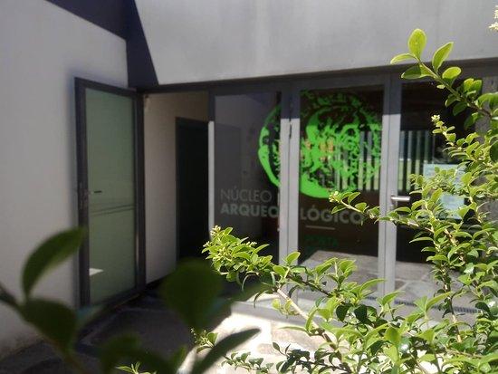 Nucleo Arqueologico Porta dos Figos