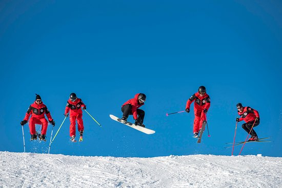 Swiss Ski + Snowboard School Klosters