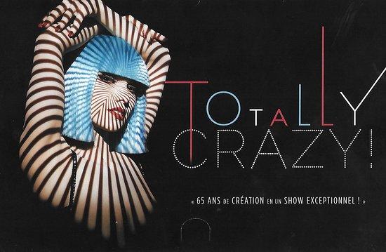 Spettacolo al Crazy Horse di Parigi e cena al ristorante Chez Francis: Totally Crazy