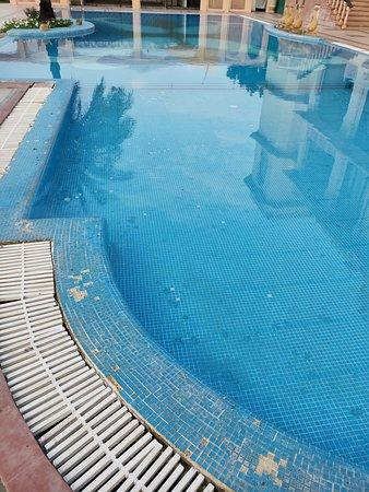 Rajasthali Resort and Spa: Pool in disrepair