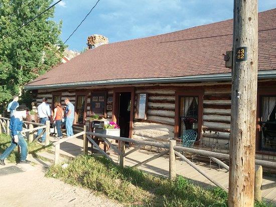 Gold Hill Inn Blue Bird Lodge Boulder Menu Prices