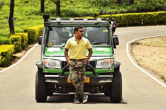 Pollachi Jeep Tourism