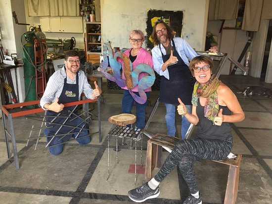 Van Doren Metal Art Workshop