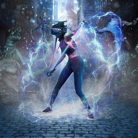 Atomic Virtual Arcade