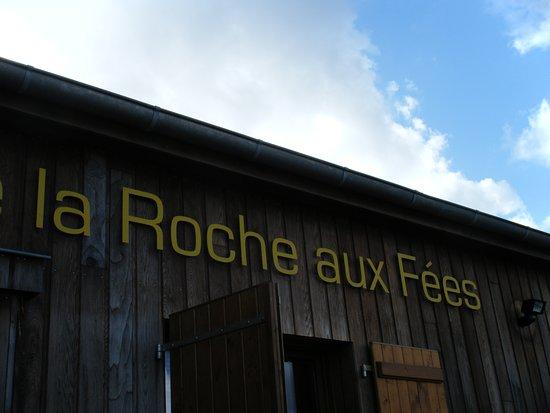 Esse, France: La Roche-aux-Fées