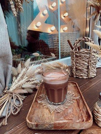 Кокосовый какао