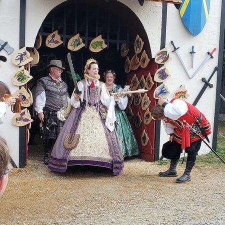 Harveysburg, OH: Renaissance Festival