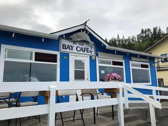 Sekiu, วอชิงตัน: By the bay Cafe