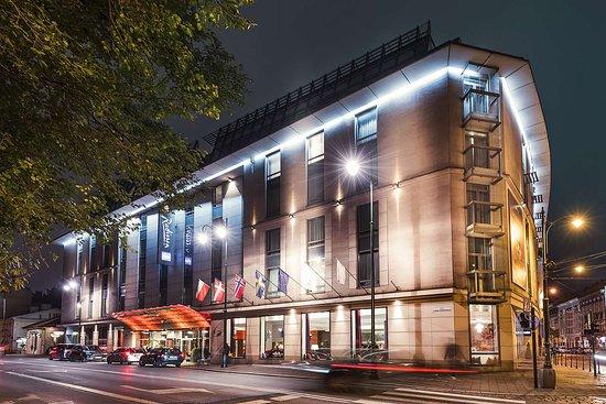 Richard From Windsor Review Of Radisson Blu Hotel Krakow