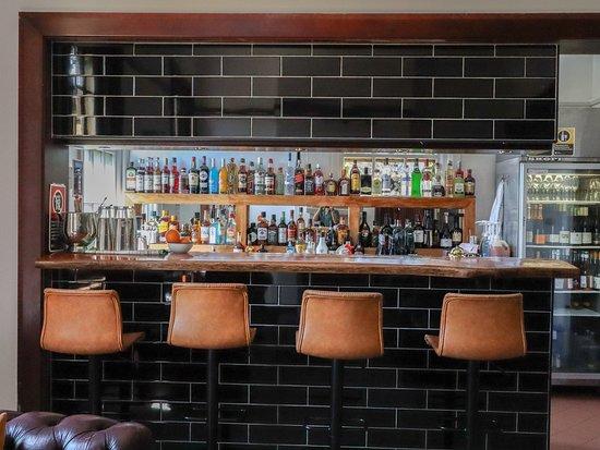 The Bunker Bar!