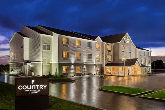 Country Inn & Suites by Radisson, Marion, OH: Hotel Exterior