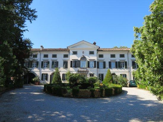 Villa Agricola, Strassoldo, Del Torso