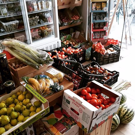 Fysi Viologika Proionta - Organic Products